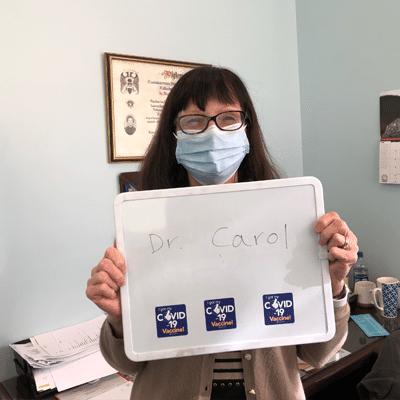 MHA-Vaccinated-Staff-dr-carol-WNY